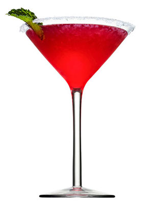 Mistletoe Margarita